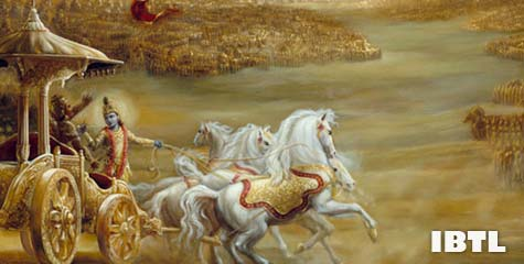 bhagwat gita, lord rama, lord vishnu, tulsidas, ramcharitmanas, Kaliyuga, ibtl