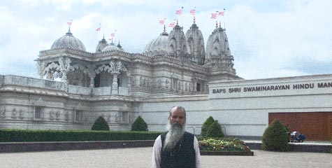 india, baps, akshardham, london, king security, roads highway, europe management, treasure, ibtl column, dr vinod babbar