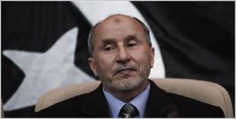 लीबिया, राष्ट्रीय परिवर्तन परिषद (एनटीसी), अब्दुल जलील, ईद-उल-फितर