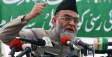 शाही इमाम सैय्यद अहमद  बुखारी, मुसलमानों, अन्ना हजारे