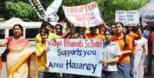 आज़ादी की दूसरी लड़ाई, NGOs, लोकपाल, टीम अण्णा