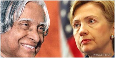 अमेरिका, डॉ. ए पी जे अब्दुल कलाम, कॉन्टिनेंटल, इंदिरा गांधी अंतरराष्ट्रीय हवाई अड्डे