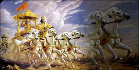 महाभारत, आर्ट ऑफ लिविंग, संस्कृति, रव पाण्डवों, रामायण