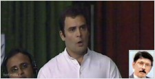 राहुल गांधी, नेहरू-गांधी परिवार, अन्ना आंदोलन, भ्रष्टाचार