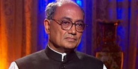 कांग्रेस, राष्ट्रीय महासचिव, दिग्विजय सिंह, आतंकवादियों,