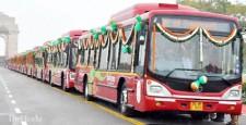 डीटीसी, दिल्ली परिवहन निगम, बसों, नॉन एसी बसों, लो फ्लोर