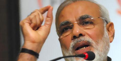 गुजरात सरकार, राज्यपाल, सद्भावना, शक्ति प्रदर्शन