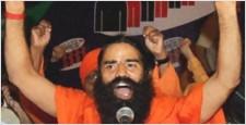 लोकतांत्रिक, कांग्रेस, भारत स्वाभिमान यात्रा, बाबा रामदेव