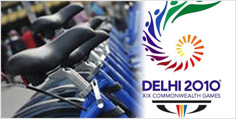 साइकिलिस्ट, राष्ट्रमंडल खेलों, ग्वांग्झू, पटियाला, एनआईएस