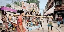 धार्मिक, वामपंथियों, दुर्गापूजा, कांग्रेस, सुब्रत मुखर्जी