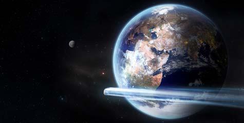 आसमान, धरती, समंदर, धूमकेतु, जर्मनी मैक्स प्लांक इंस्टीट्यूट