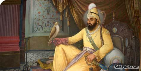 गुरु गोबिंद सिंह, पुन्य/शोक दिवस, ०७ अक्टूबर १७०८