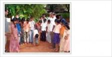 कन्हानगड,केरल, विविध उपक्रम, अन्नदानम्, रेड रिबन क्लब