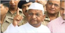 राहुल गांधी, अन्ना के दूत,  कांग्रेस महासचिव राहुल गांधी,  रामदास उगले, भागवत पठारे व संपत मापारी, Anna Hazare meeting with rahul gandhi, Ralegan sidhi