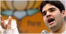 भारतीय जनता पार्टी, युवा नेता, सांसद वरूण गांधी, विदेशी बैंकों में काला धन, आयकर विभाग, आर.टी.आई., IBTL