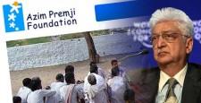 अजीम प्रेमजी, नि:शुल्क शिक्षा, १३०० विद्यालय,
