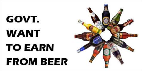 Beer, Brewery, Delhi Govt., Micro Brewery, IBTL