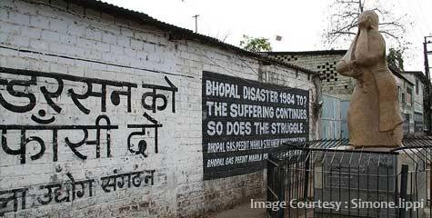 भोपाल गैस त्रासदी, डॉ. दीपक गाँधी, मेजर कंचाराम खनूजा, वी.के शर्मा उप स्टेशन मास्टर, Major Kancharam Khanjua, Dr, Deepak Gandhi, Bhopal Gas tragedy, Anderson, IBTL