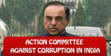 Dr. Swamy, Ajit Doval, K.N., Govindacharya, ACACI, Action Committee Against Corruption in India, Swamy against corruption, IBTL