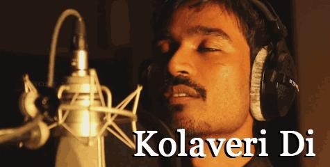 कोलावेरी डी, जावेद साहब, Kolaveri Di, Javed akhtar, Dhanush, Rajnikant, Shruti Hasan, IBTL