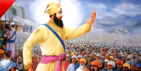 Guru Gobind Singh, Mughals, Sikh fighters, freedom by Sikh, IBTL