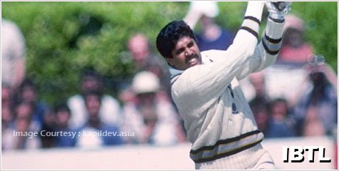 Kapil Dev, Living legend Kapil Dev, World cup winner Kapil Dev, IBTL