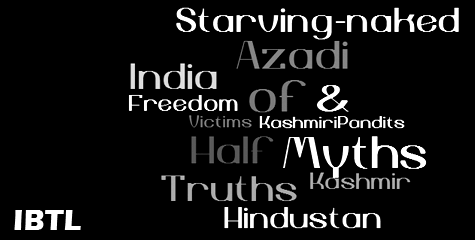 कश्मीरी हिंदु, Kashmiri Hindu, Kashmiri Pandits: The Forgotten Victims, The Pandits, Kashmir issue, IBTL