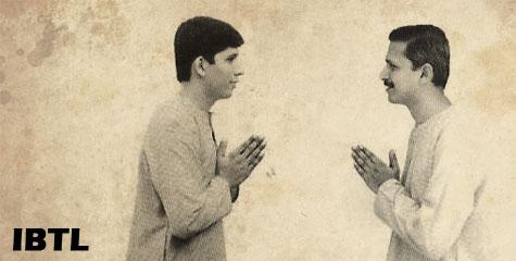 हिंदू संस्कृति, नमस्कार के आध्यात्मिक लाभ, Why namaskar not hand shake, Spiritual benefits of namaskaar, why shake hands, Hindu Awakening, IBTL