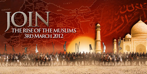 भारत के लिए शरियत, ३ मार्च इस्लामिक क्रांति, shariya for india, islamic revolution March 3, ban bollywood, no diwali, no statues, IBTL