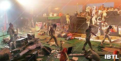 रामलीला मैदान, रावण लीला, सर्वोच्च न्यायालय, ramlila crackdown, supreme court, chidambaram, delhi police, baba ramdev, ram jethmalani