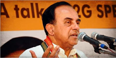 enough evidence against sonia gandhi, 2G, dr swamy, upa II, anti hindu govt, swamy vs