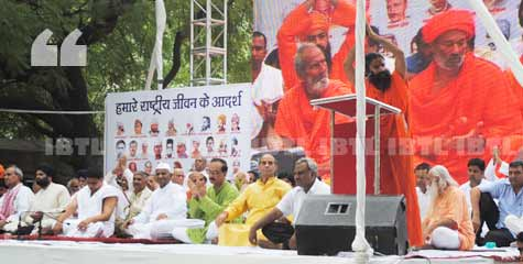 baba anna, 09 august anshan, ramdev andolan 09 august, agitation,