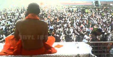 baba ramdev, andola, congress hatao desh bachao, anti congress movement, ibtl, ramdev 09 august,