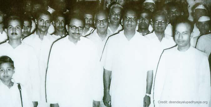 pandit deendayal upadhyaya, rahtra dharm, life of deendayal upadhyaya, deendayal upadhyaya's article